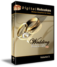 Wedding Essentials HD Vol 1