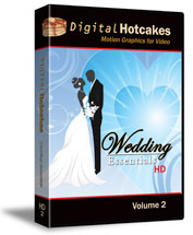 Wedding Essentials HD Vol 2